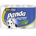 Panda Ultra Premium Toilet Tissue